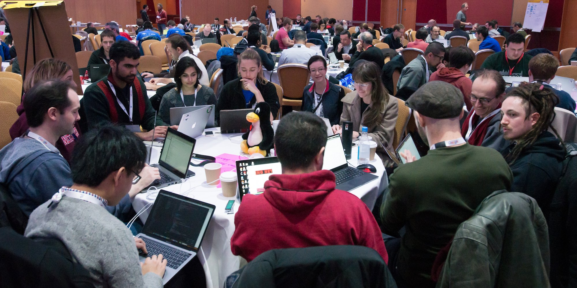 IETF Hackathon in London project