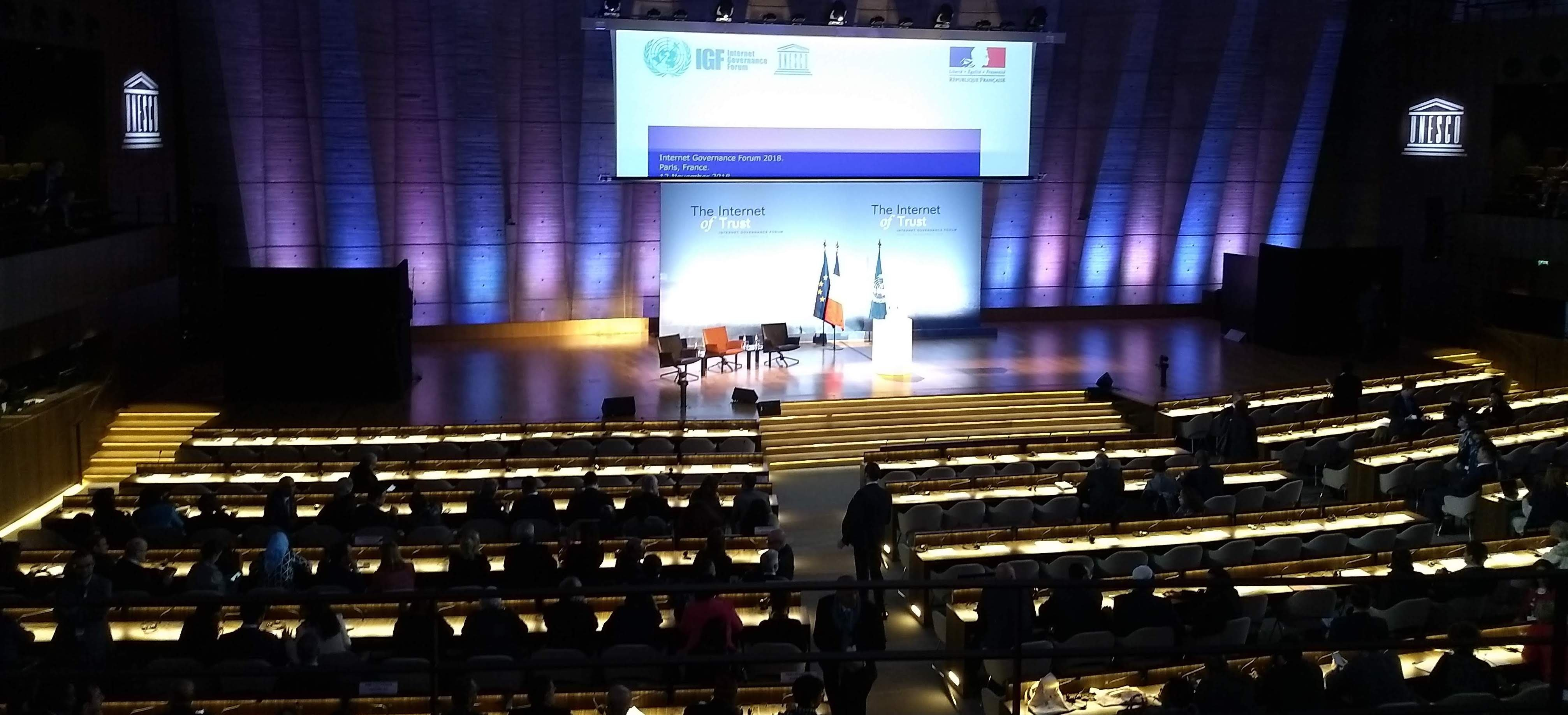 IGF 2018 Plenary Session