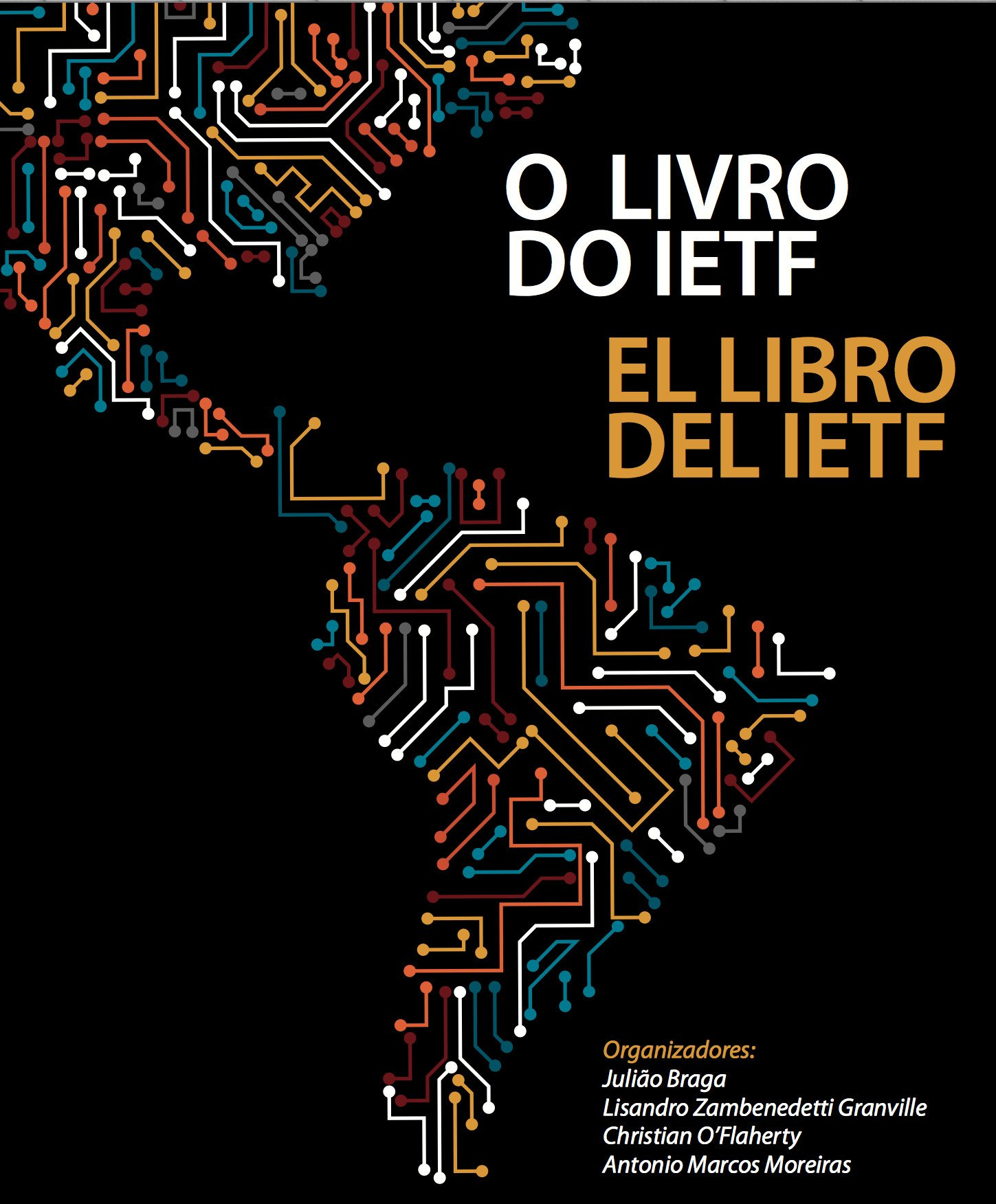 Cover of Book of the IETF