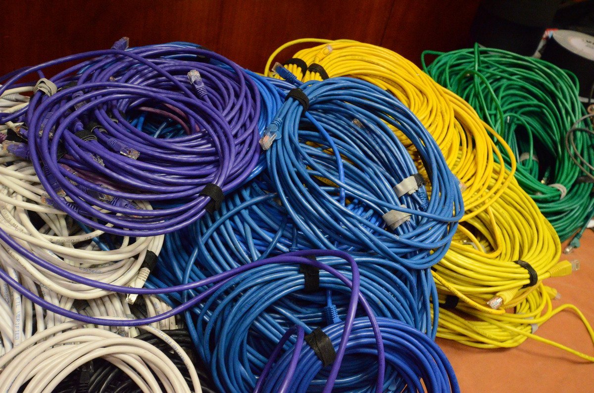 IETF 93 network cables