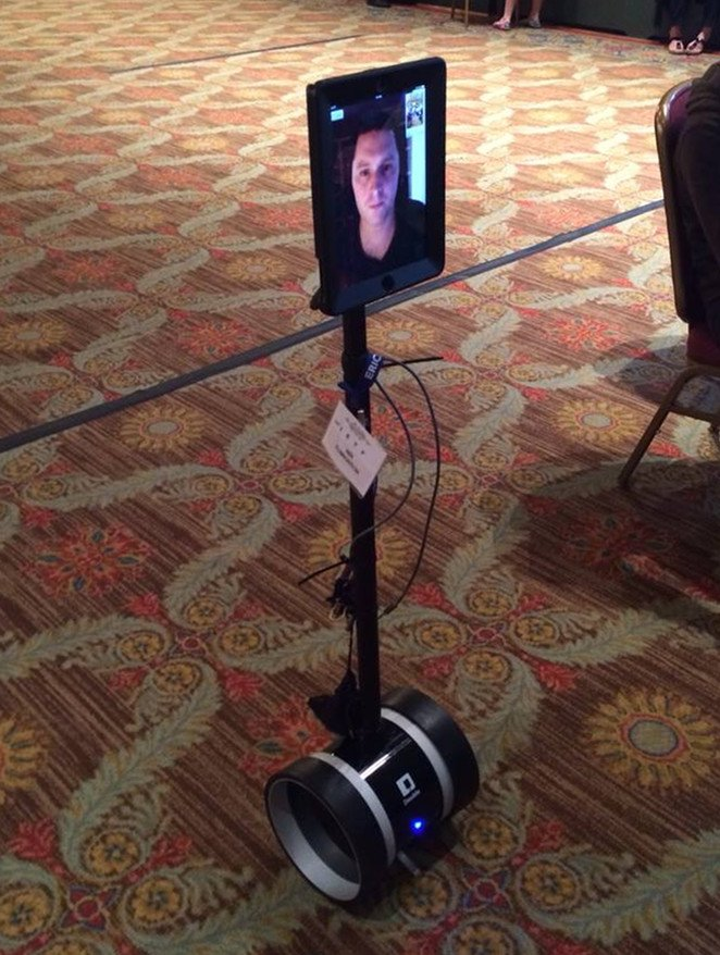 Robots at IETF 90
